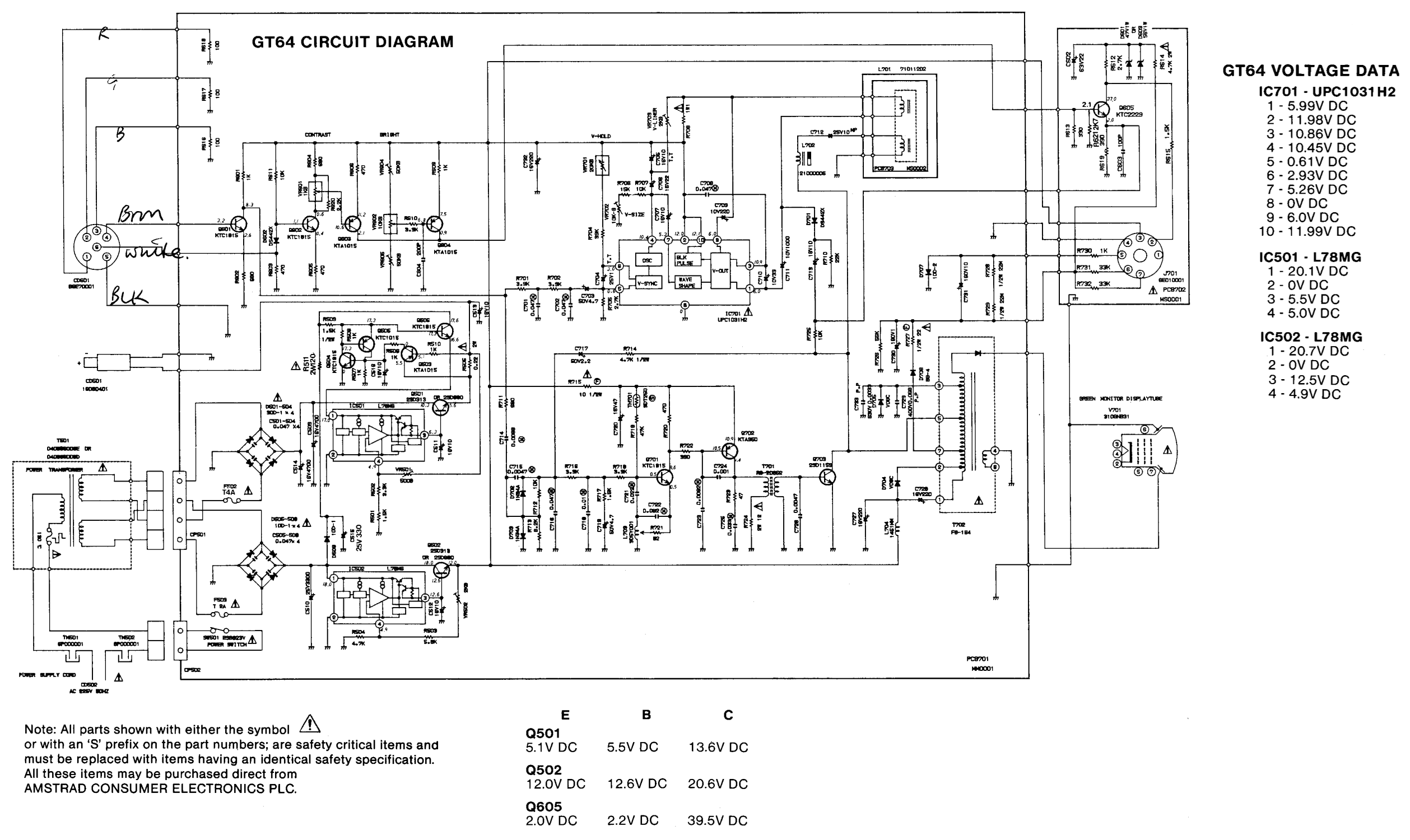 monitor circuit diagram – ireleast,Block diagram,Crt Monitor Block Diagram