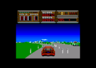 Crazy Cars 2 - Ingame screen (Titus, 1990)