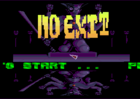 No Exit - Menu screen (Tomahawk, 1990)