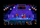 Panza Kickboxing Ingame screen (Loriciel, 1991)
