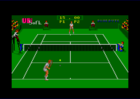 Pro Tennis Tour - Ingame screen (Ubisoft, 1990)