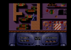 Robocop 2 - Ingame screen (Ocean, 1990)