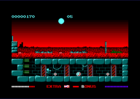 Switchblade - Ingame screen (Gremlin, 1990)