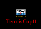 Tennis Cup 2 - Title screen (Loriciel, 1990)