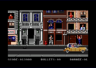The Enforcer - Ingame screen (Trojan, 1990)
