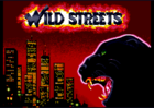 Wild Streets - Title screen (Titus, 1990)