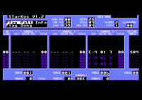 STarKos v1.2 - Track editor