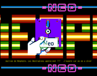 Néophyte 3: The CPC-like demo that can be found in the Amstrad article :)