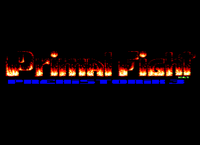 Primal fight logo for AST System (Unreleased) (1995)