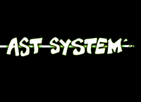 A fast made logo for High Technology by AST System (Unreleased) (1995)