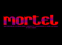 A logo that appear in the Mortel part for the unreleased Kult megademo (Unreleased) (1995)