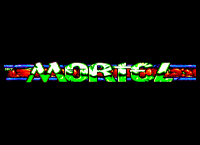 A logo I did for a demo of mine which I never finished. Then Candy get his hands on it for his X-File maxidemo 2 but... well... as usual. (Unreleased) (1996)