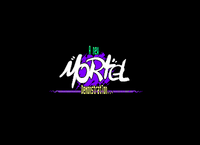 A tiny Mortel logo which was supposed to be shown at the beginning of every Mortel production. I can't remember if it have been released somewhere or (probably :) not... (1996)