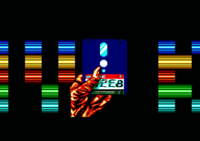Turn Disc A. The hand comes from the 3D Demo by Anarchy on Amiga.