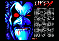 The Lobo picture originally comes from Chit Chat 8 (Intro-pic), an Amiga discmag, and was done by Hof.